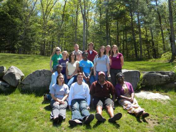 Chapter Camp 2012